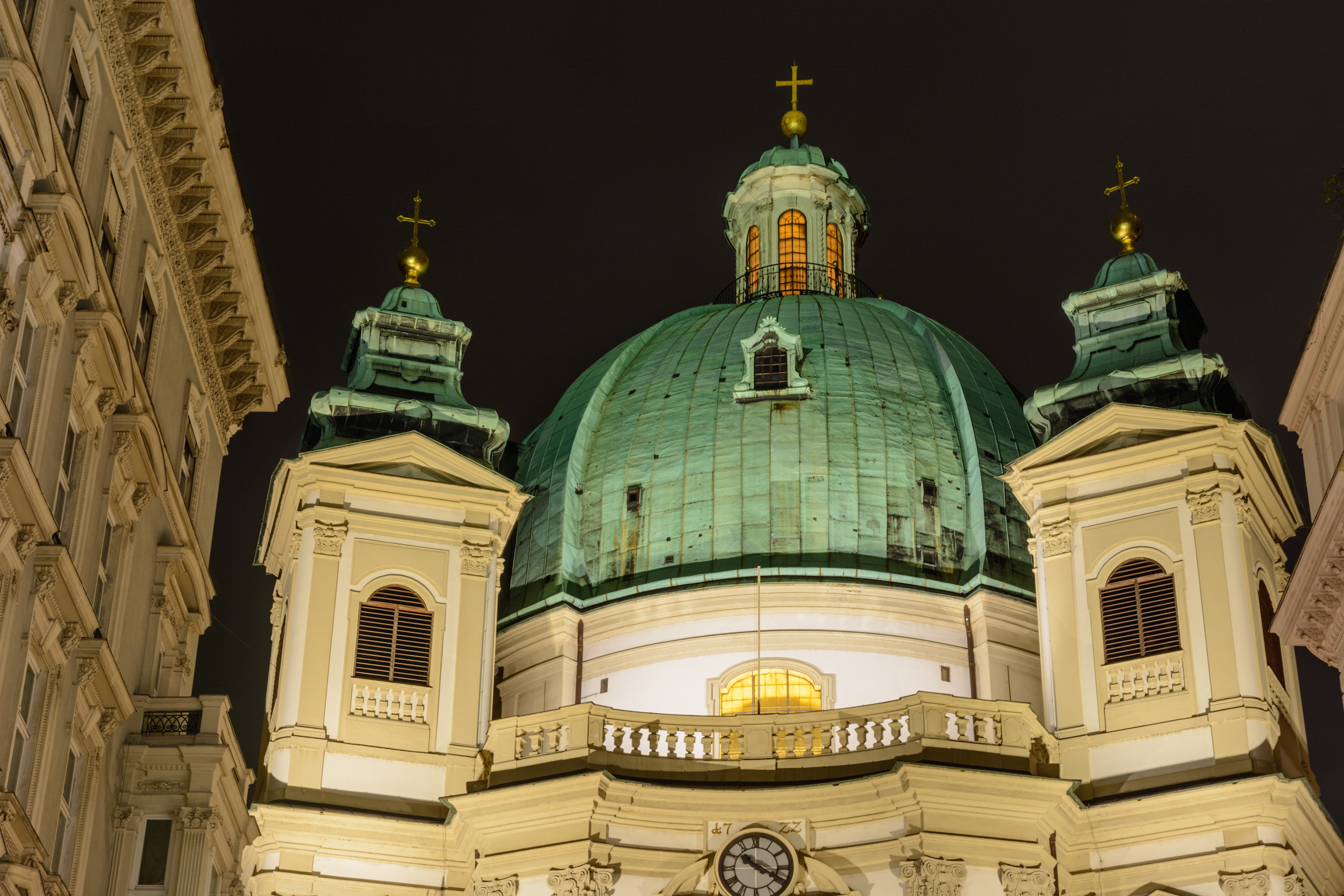 Vienna at night – discover the beauty