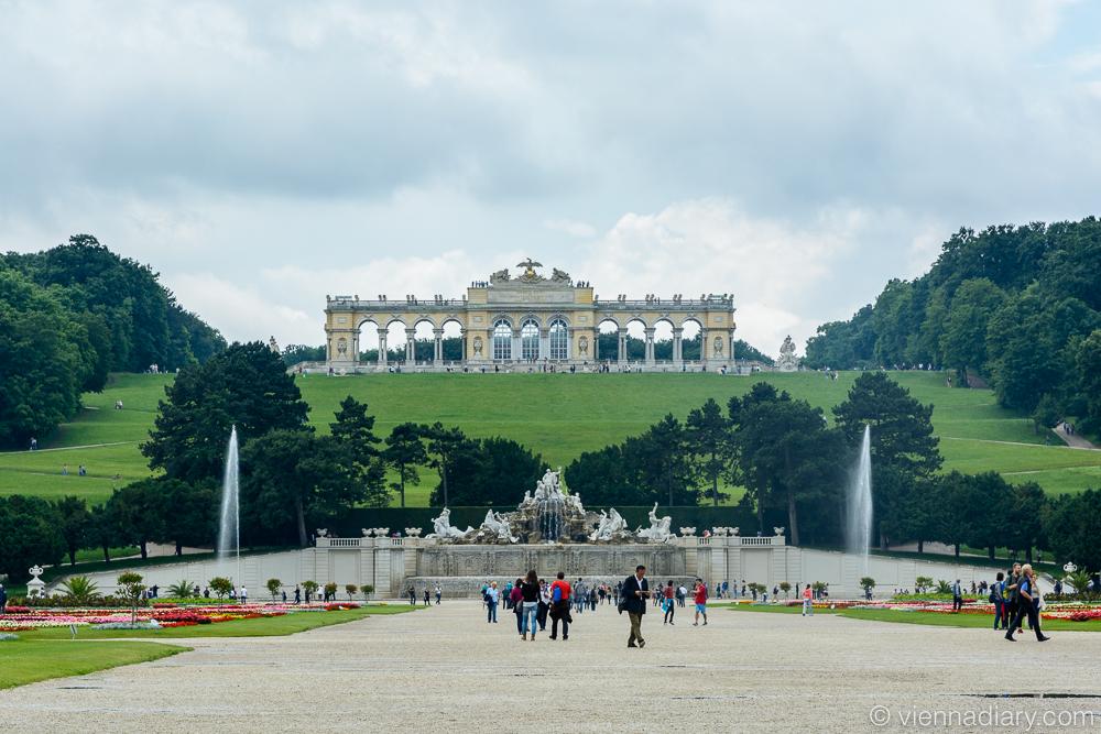 Places to visit in Vienna: Schönbrunn Palace