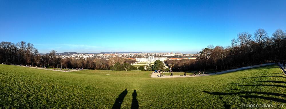Vienna Photo Locations: Gloriette