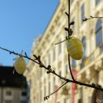 Vienna in spring: Easter