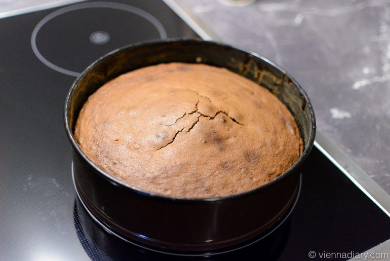 Vienna Sacher Cake Recipe: Directions