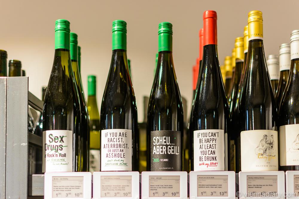 Just Taste Winebar Vienna
